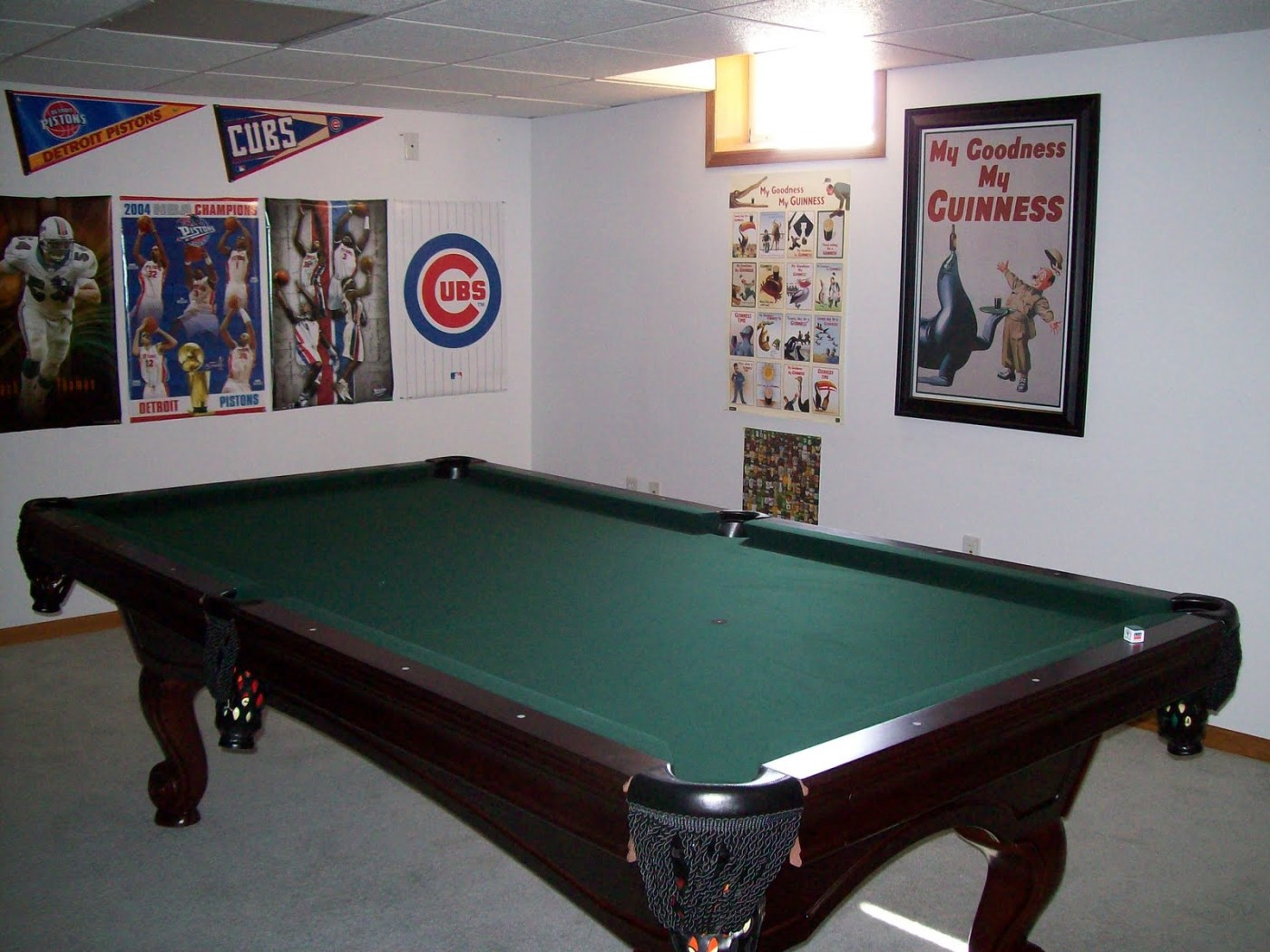 Pool Table Holly Pelesky - How to put a pool table together